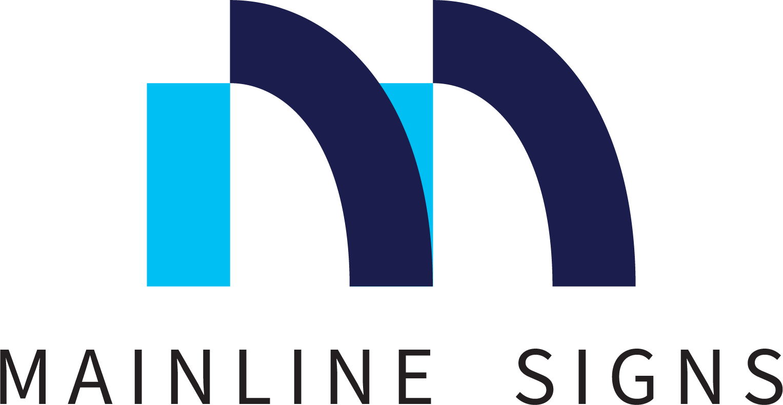 Mainline Signs logo